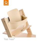 Kit Bebê para Cadeira Tripp Trapp Natural 1 UN Stokke