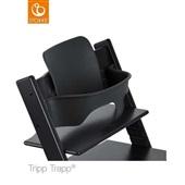 Kit Bebê para Cadeira Tripp Trapp Preto 1 UN Stokke