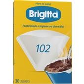 Filtro de Papel n° 102 CX 30 UN Brigitta