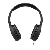 Headphone New Fun Dobrável P2 Preto PH268 Multilaser