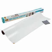Adesivo para Escrita Branco 91x121cm 1 Folha Post it