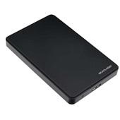 Case para HD Sata 1, 2 e 3 HDD e SSD USB 3.0 até 1TB GA174 1 UN Multilaser