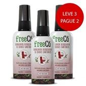 Compre 3 Pague 2!! Bloqueador de Odores Sanitários Especiarias Spray 60ml FreeCô