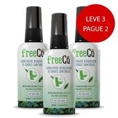 Compre 3 Pague 2!! Bloqueador de Odores Sanitários Original Spray 60ml FreeCô