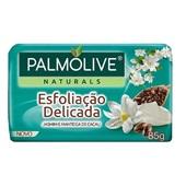Sabonete Suave Esfoliação Delicada Jasmim 85g 1 UN Palmolive