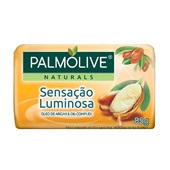 Sabonete Suave Sensação Luminosa Argan 85g 1 UN Palmolive