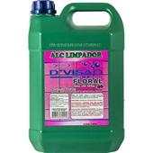 Álcool Liquido 46% Floral 5L 1 UN Dvisão