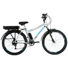 Bicicleta Elétrica Urbana Aro 26 1 UN Track