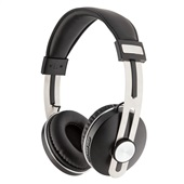 Headphone Over Ear sem Fio Black AER04BK 1 UN Geonav