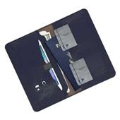 Porta Passaporte e Smartphone Azul TLPPMB 1 UN Geonav
