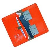 Porta Passaporte e Smartphone Laranja TLPPOR 1 UN Geonav