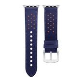 Pulseira para Apple Watch 38 a 40mm Azul e Laranja 1 UN Geonav