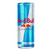 Energético Sugar Free 250ml 1 UN Red Bull