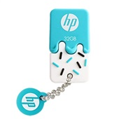 Pen Drive 32GB Mini USB 2.0 Azul 1 UN HP