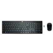 Kit Teclado + Mouse C200 Sem Fio 1 UN HP