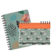 Kit Planner e Caderno Imperial Redoma