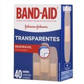 Curativo Transparente CX 40 UN Band Aid