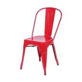 Cadeira de Jantar Retrô Vermelho 1 UN OR Design