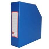 Porta Revista Azul 22x26x7.5cm 1 UN Risana