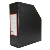 Porta Revista Preto 26x30x10cm 1 UN Risana