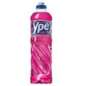 Detergente Líquido Clear Care Toque Suave 500ml 1 UN Ypê