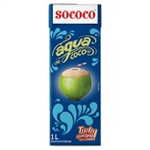 Água de Coco 1L 1 UN Sococo