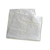 Saco de Lixo Econômico 20L Branco 40x55cm 0,004 PT 100 UN Poliplast
