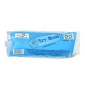 Saco de Lixo Super Econômico 50L Azul 63x80cm 0,003 PT 50 UN Altaplast
