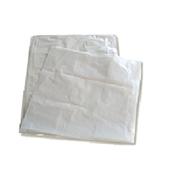 Saco de Lixo Econômico 40L Branco 60x60cm 0,004 PT 100 UN Poliplast