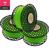 Filamento para Impressora 3D Pla Max Premium Verde 1kg 1 UN VM3D