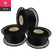 Filamento para Impressora 3D Pla Max Premium Preto 1kg 1 UN VM3D