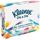 Lenço de Papel Kleenex Brand 12,7 x 21,2cm CX 50 UN Kimberly Clark