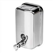 Dispenser para Sabonete Líquido Aço Inox 1300ml 1 UN Biovis