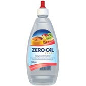 Adoçante Líquido Sacarina 200ml Zero-Cal