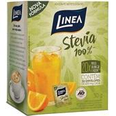 Adoçante em Pó Stevia Sachê 0,6g CX 50 UN Linea