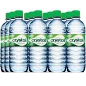 Água Mineral com Gás 500ml PT 12 UN Crystal