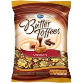 Bala Butter Toffees Chocolate 100g 1 Pacote Arcor