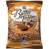 Bala Butter Toffees Chokko Trufa 600g 1 UN Arcor