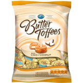 Bala Butter Toffees Coco 100g Arcor
