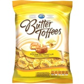 Bala Butter Toffees Maracujá 100g Arcor