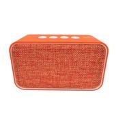 Caixa de Som Speaker Weave Bluetooth 10W Laranja SK407 1 UN OEX