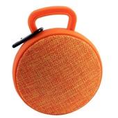 Caixa de Som Speaker Pouch Bluetooth 5W Laranja SK408 1 UN OEX