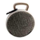 Caixa de Som Speaker Pouch Bluetooth 5W Cinza SK408 1 UN OEX