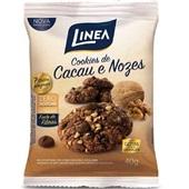 Cookie Cacau e Nozes 40g 1 UN Linea