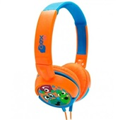 Headphone Kids Dino Colorido HP301 1 UN OEX