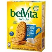Biscoito Leite com Aveia 75g CX 3 PT Belvita