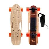 Skate Elétrico Cruiser com Controle sem Fio 150W 15Km/h ES201 1 UN Atrio