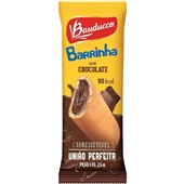 Barrinha Chocolate 25g 1 UN Bauducco