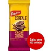 Biscoito Cereale Cacau Aveia e Mel 12,5g Sachê CX 400 Bauducco