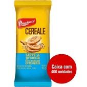 Biscoito Cereale Leite e Granola 11,5g Sachê CX 400 UN Bauducco